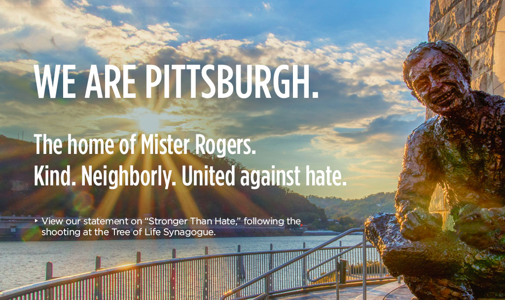 We Are Pittsburgh
