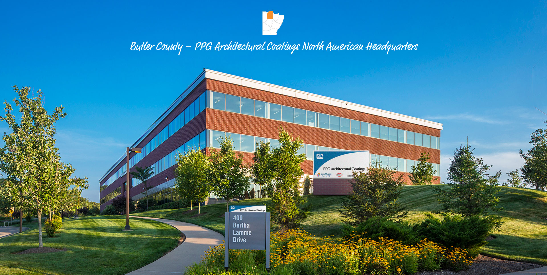 Butler County – PPG Architectural Coatings North American Headquarters