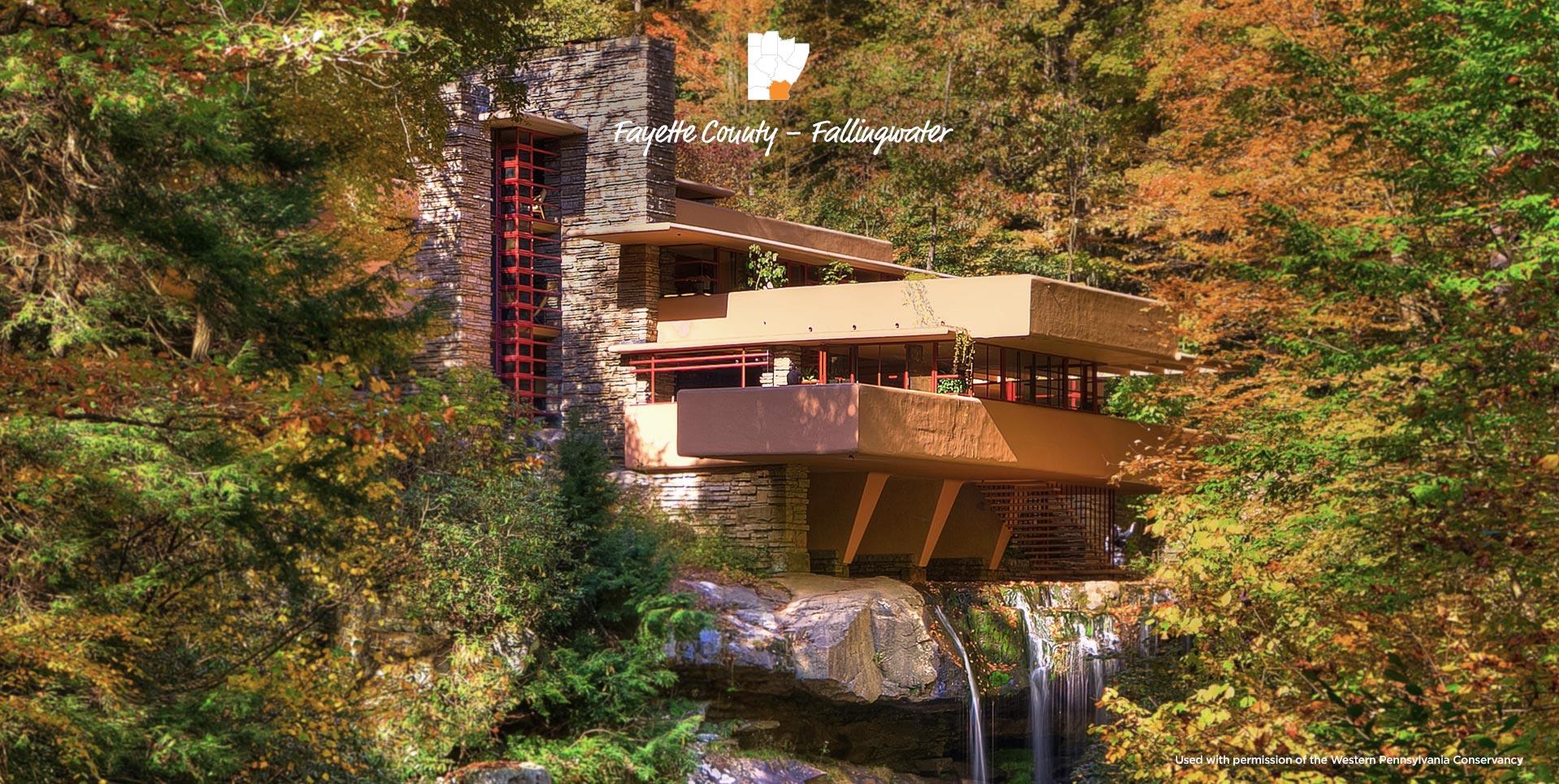Fayette County –Fallingwater