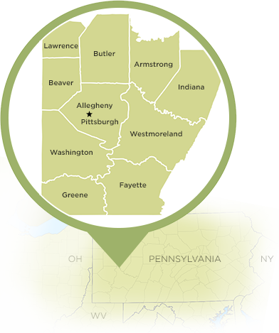 Pittsburgh region