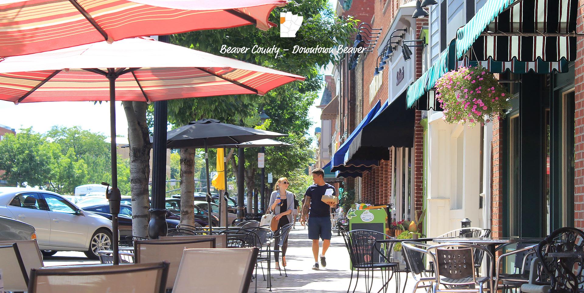 Beaver County – Downtown Beaver