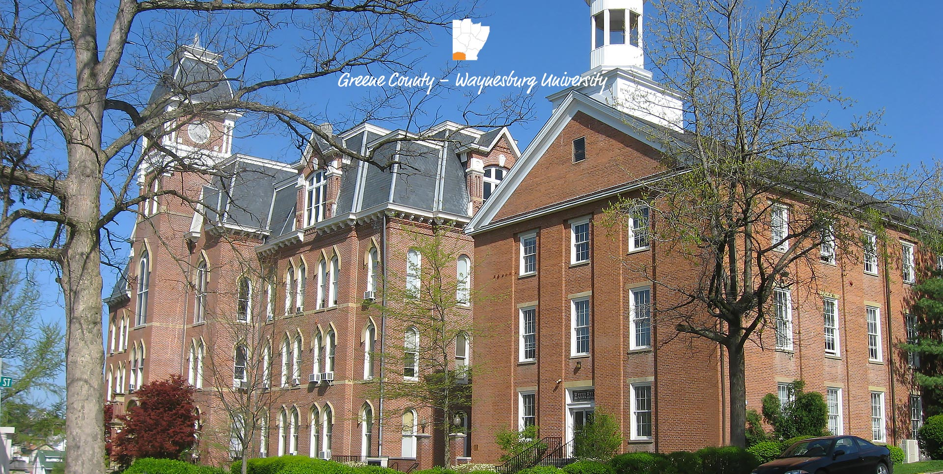 Greene County – Waynesburg College