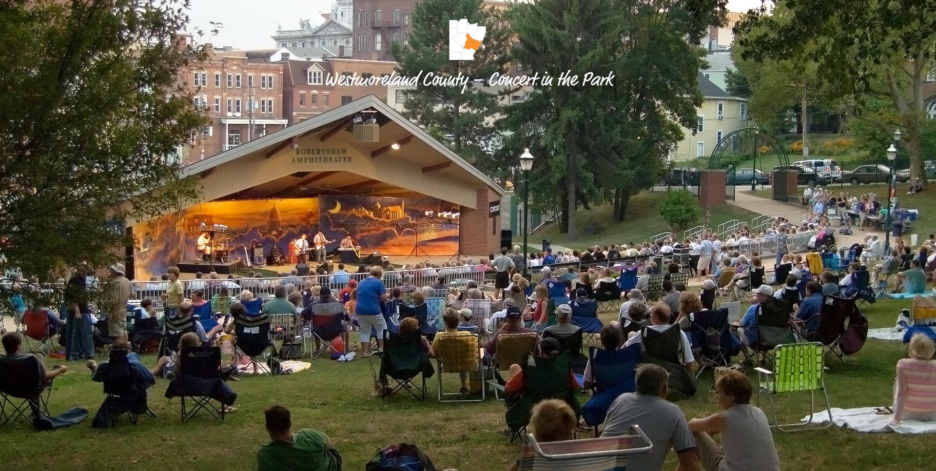 Westmoreland County – Concert in the Park
