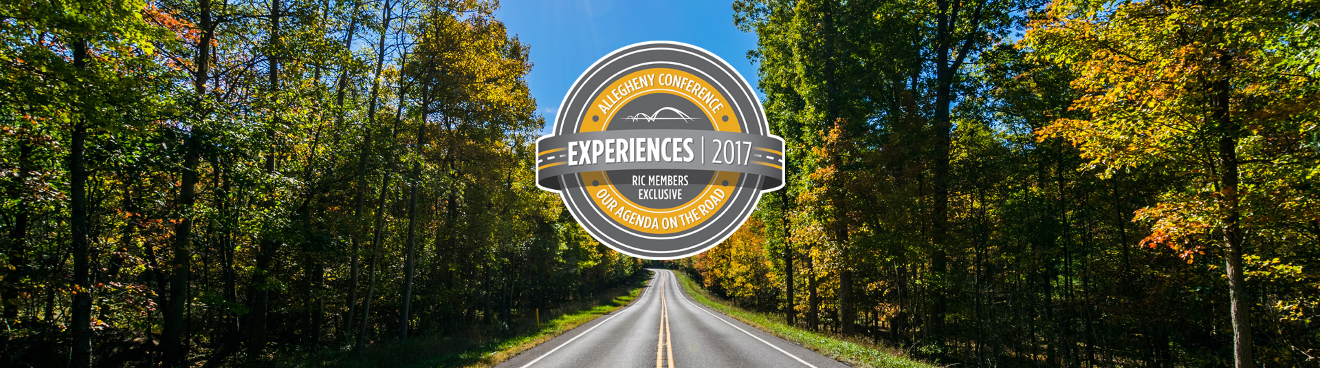 Allegheny Conference – Our Agenda on the Road
