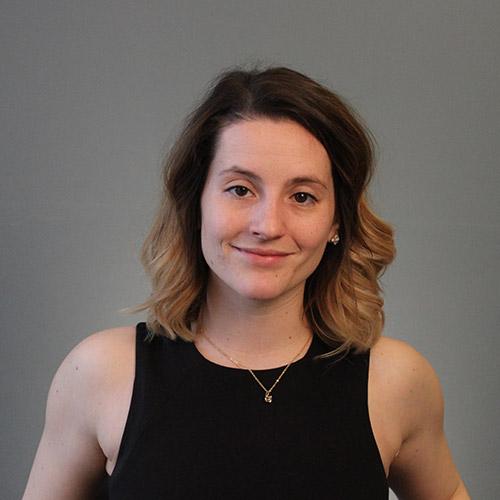 Miranda Knee, a fantastic developer!