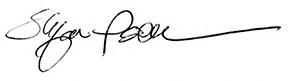 Stefani Pashman Signature